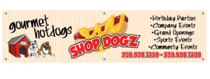 banner shop dawg